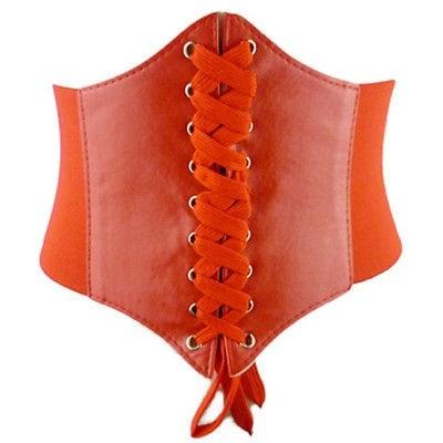 Fashion Women Elastic Extra Wide Corset 4