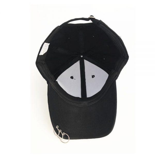 Baseball Cap with rings  6