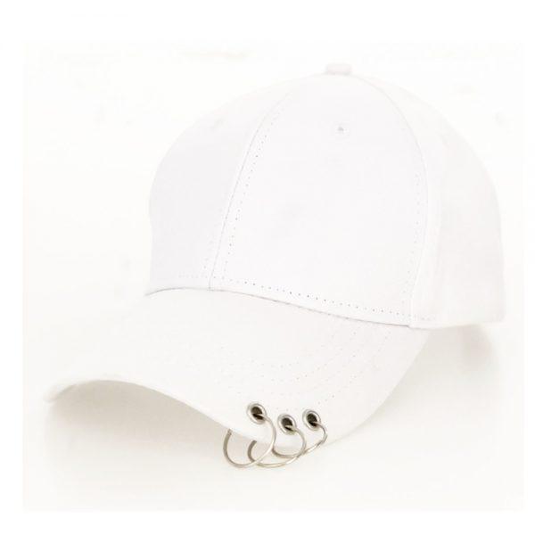 Baseball Cap with rings  12