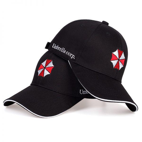 Baseball cap with Umbrella embroidery 5