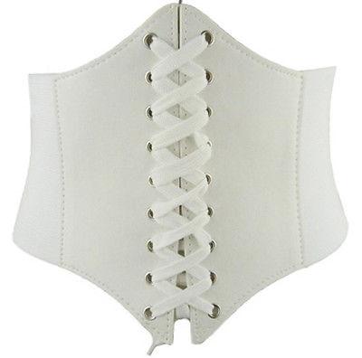 Fashion Women Elastic Extra Wide Corset 6