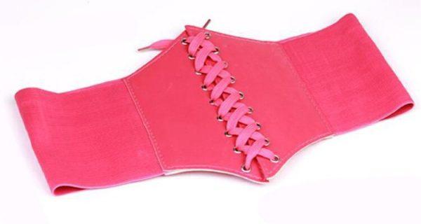 Fashion Women Elastic Extra Wide Corset 13