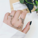 Rins set with chain and cross 2