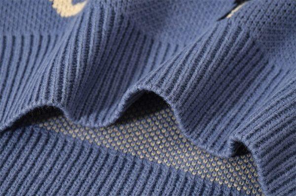 Harajuku Fashion Butterfly Knitwear Sweater 6