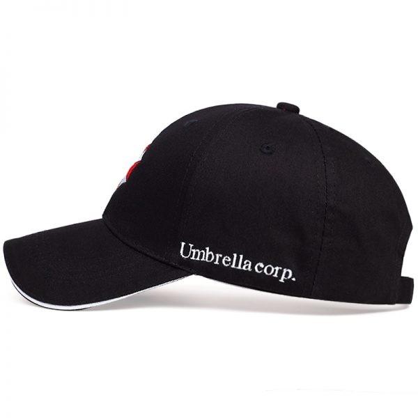 Baseball cap with Umbrella embroidery 3