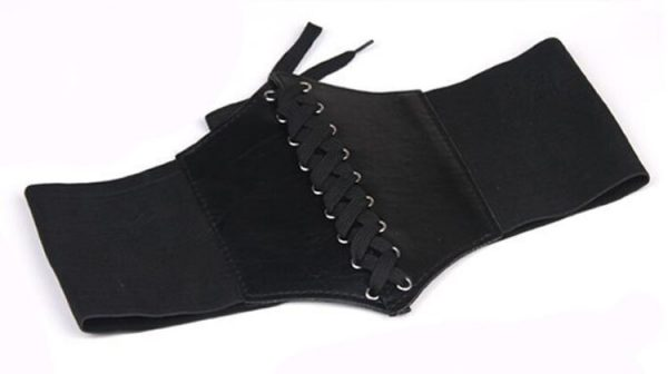 Fashion Women Elastic Extra Wide Corset 12