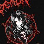 Aesthetic Gothic Harajuku T-Shirt 6