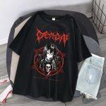 Aesthetic Gothic Harajuku T-Shirt 5