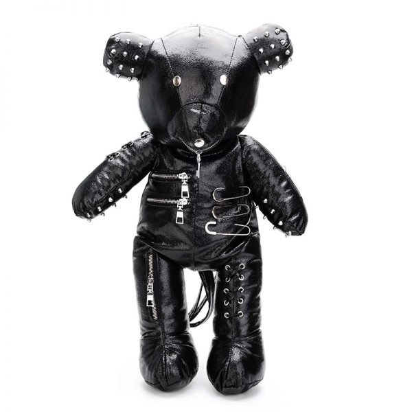 Punk Bear Backpack 1