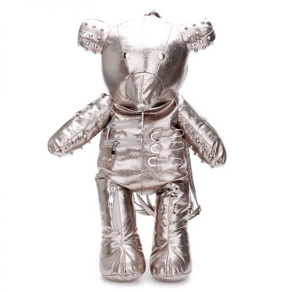 Punk Bear Backpack 4