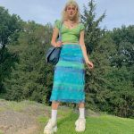Double Layer Long Skirts 14