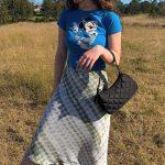 Y2K Long Mid-Calf Straight Skirts 11