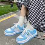 Kawaii Heart strawberry College Style Sneakers 7