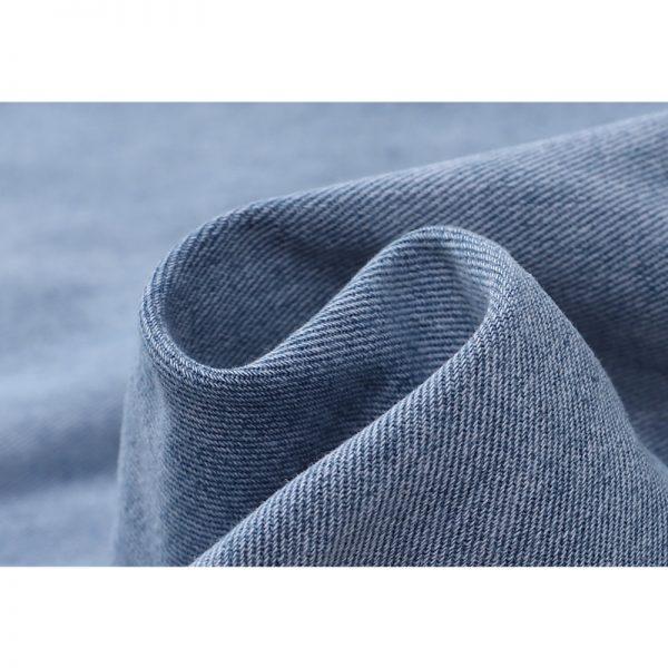 Harajuku Streetwear High Waist Jeans  3