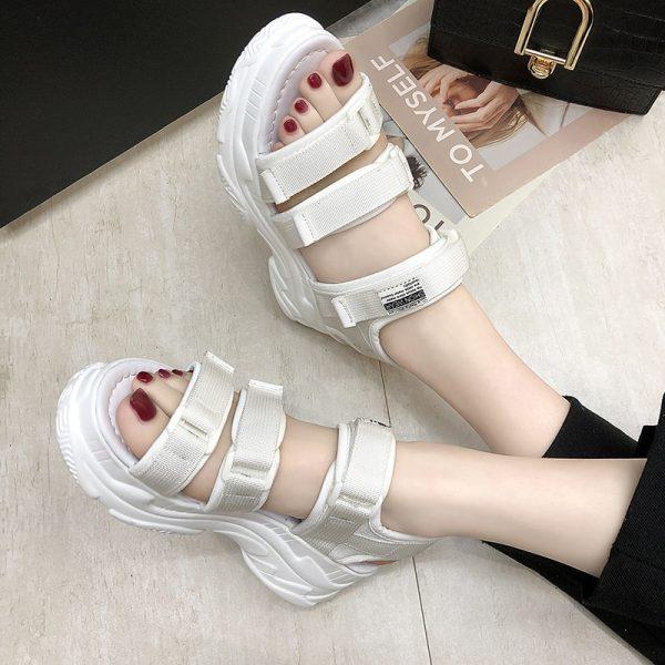 Chunky Platform Summer Sandals 3