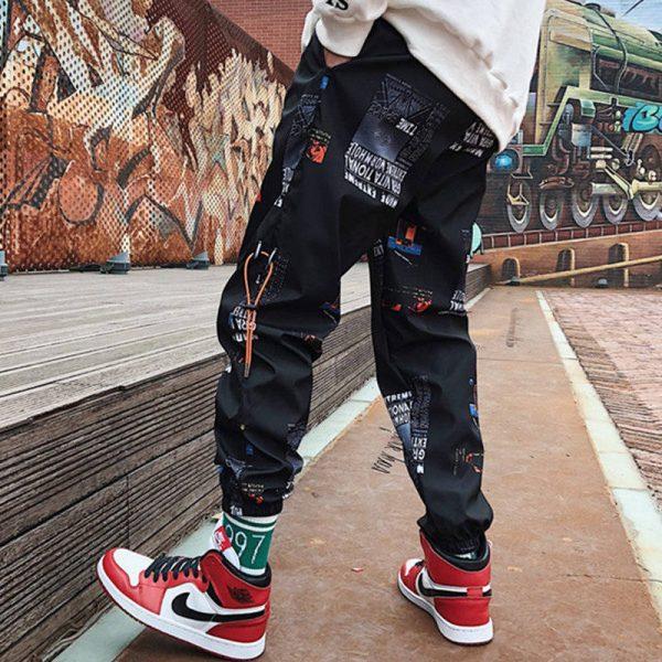 Harajuku Loose Pants  1