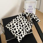 Cow Pattern Tote Handbag 5