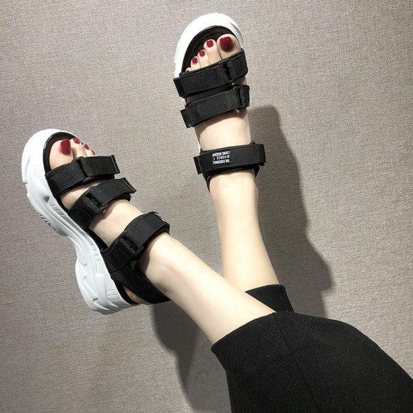 Chunky Platform Summer Sandals 2