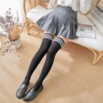 School Stockings Over Knee 2