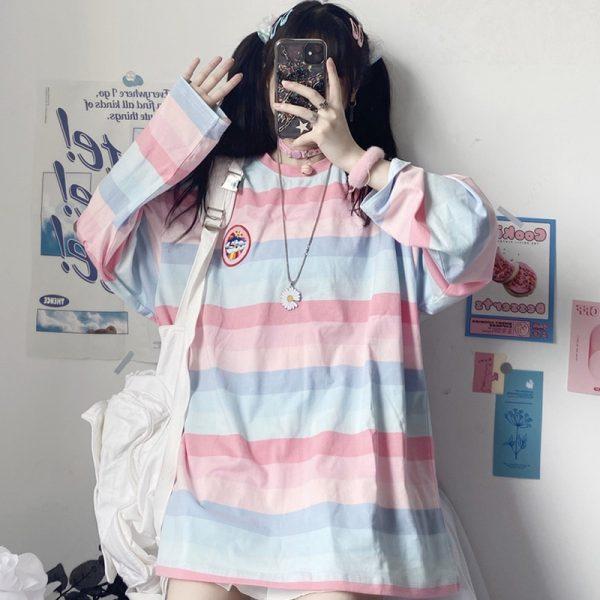 Harajuku Oversized T-Shirt 2