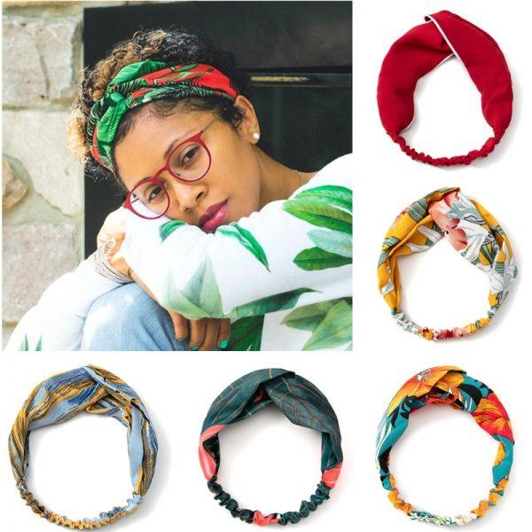 Y2K Aesthetic Women Summer Bohemian Style Headbands 1