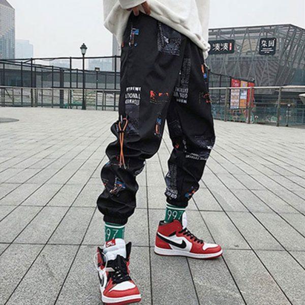 Harajuku Loose Pants  2