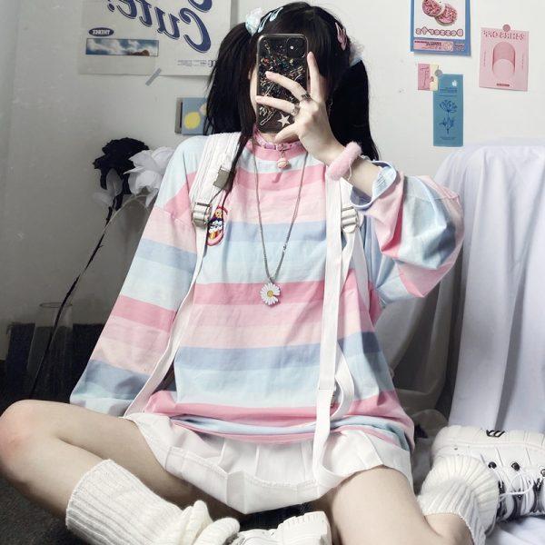 Harajuku Oversized T-Shirt 4