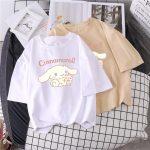 Harajuku T-shirt with Cinnamoroll Print 3