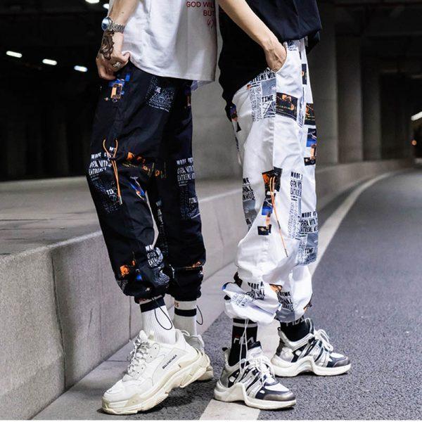 Harajuku Loose Pants  15