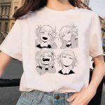 Harajuku T-Shirt with Japanese Anime  Boku No Hero Academia My hero Academia 6