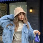 Harajuku Faux Fur Winter Bucket Hat 2