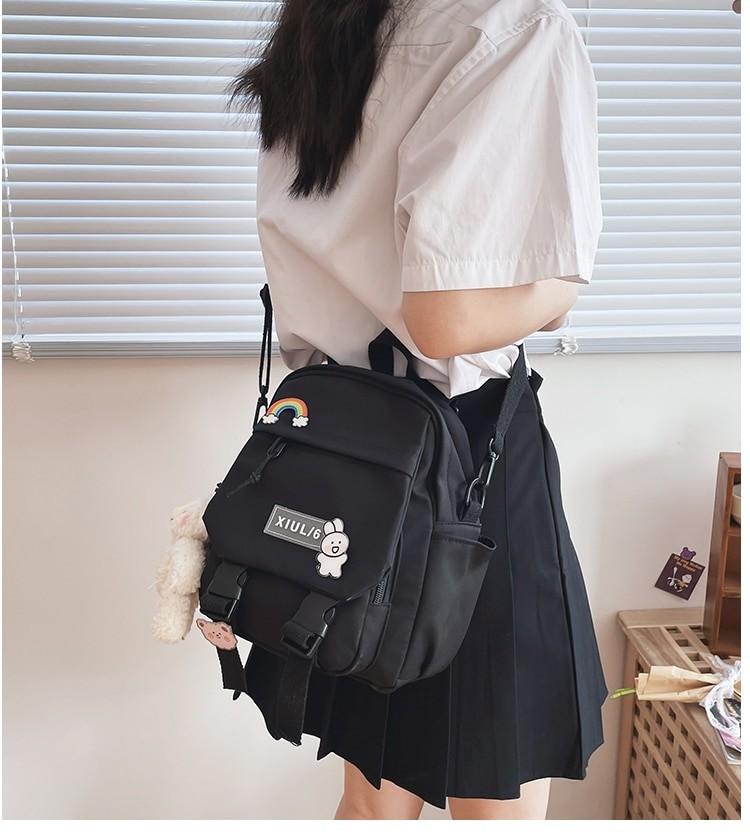 Soft girl small cute Backpack 45