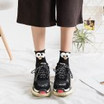 3D eyes Funny Socks Harajuku kawaii style 2