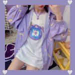 Harajuku Soft Girl Oversized T-shirt 2