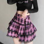 Harajuku Lolita Mini Skirt 2
