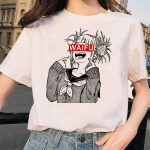 Harajuku T-Shirt with Japanese Anime  Boku No Hero Academia My hero Academia 4