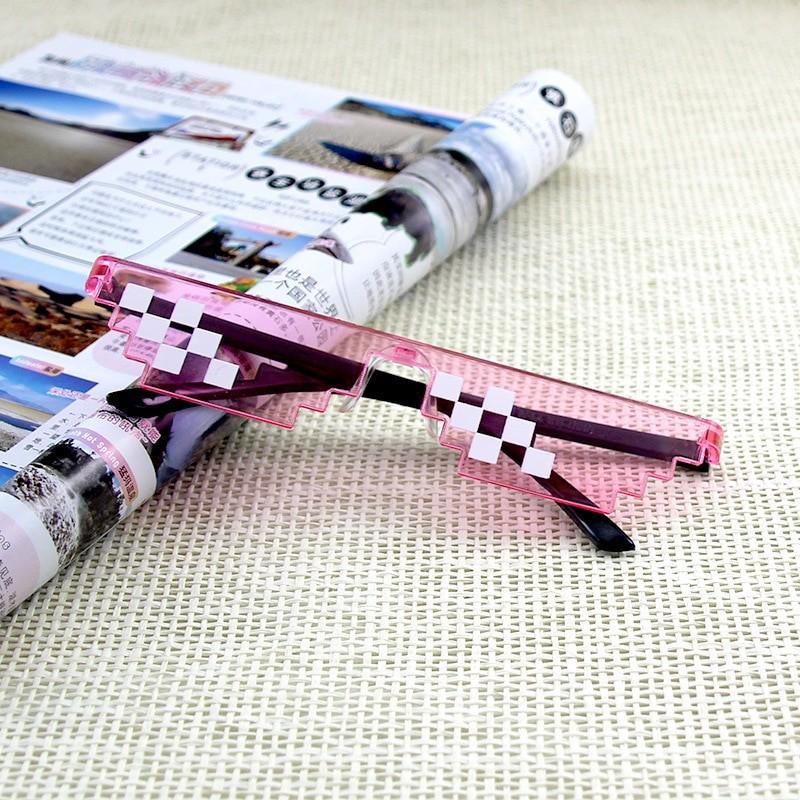 Egirl Eboy Harajuku Pixelated Sunglasses Thug Life 56
