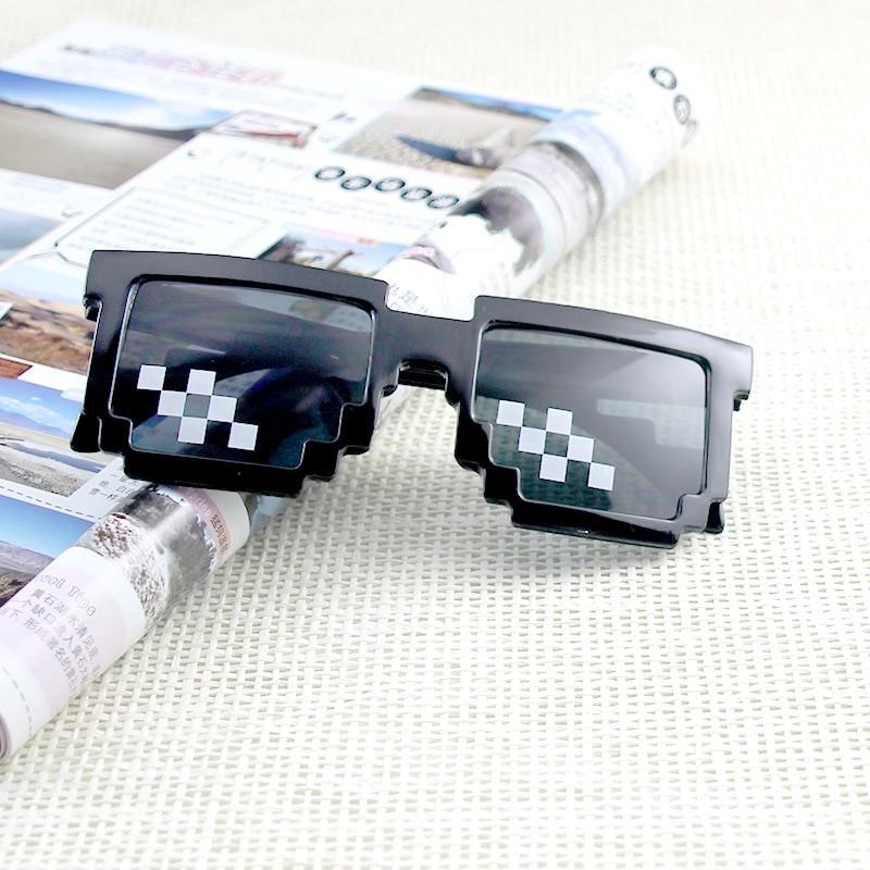 Egirl Eboy Harajuku Pixelated Sunglasses Thug Life 51