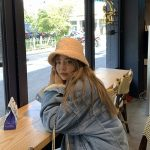 Harajuku Faux Fur Winter Bucket Hat 3
