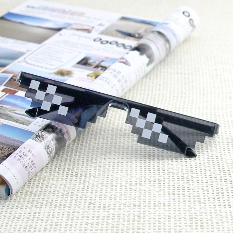 Egirl Eboy Harajuku Pixelated Sunglasses Thug Life 52
