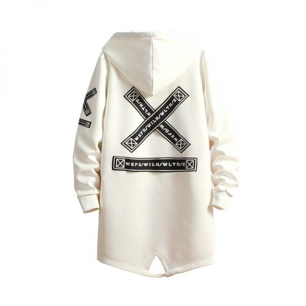 Harajuku Eboy Hooded Jackets 2