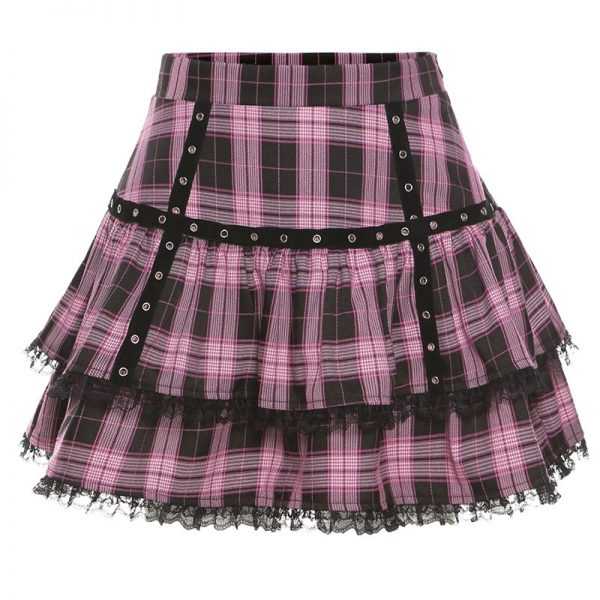 Harajuku Lolita Mini Skirt 6