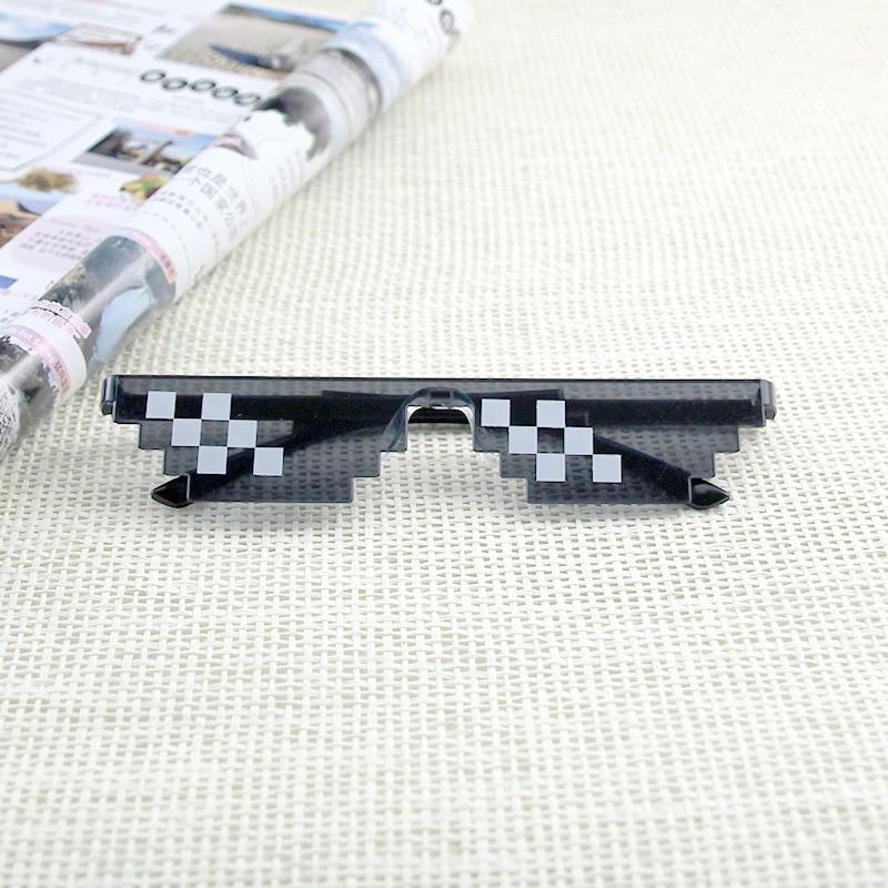 Egirl Eboy Harajuku Pixelated Sunglasses Thug Life 61