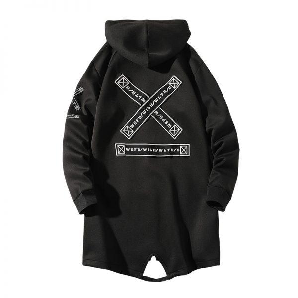 Harajuku Eboy Hooded Jackets 6
