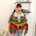 Fashion Knitted Frog Hat 4