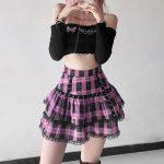 Harajuku Lolita Mini Skirt 4