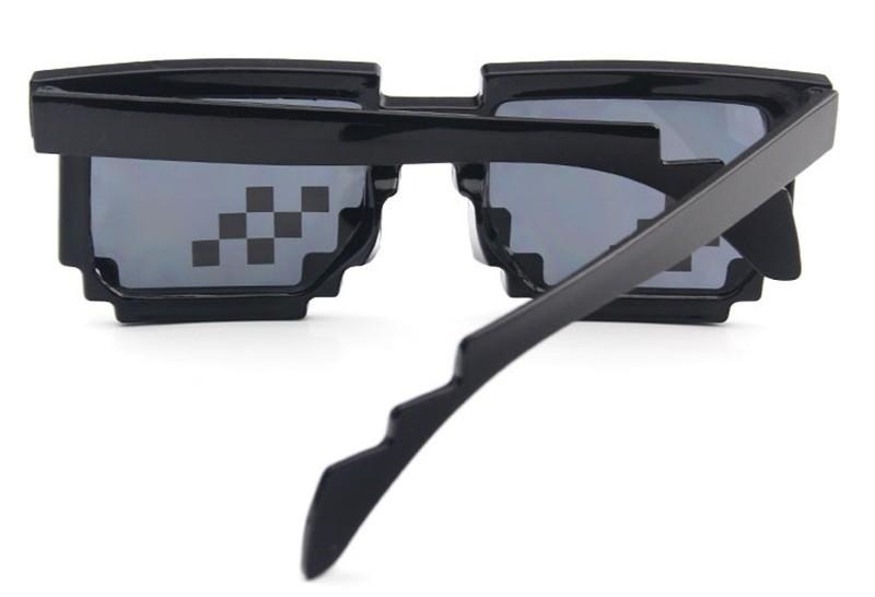 Egirl Eboy Harajuku Pixelated Sunglasses Thug Life 45