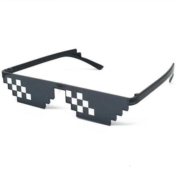 Egirl Eboy Harajuku Pixelated Sunglasses Thug Life 1