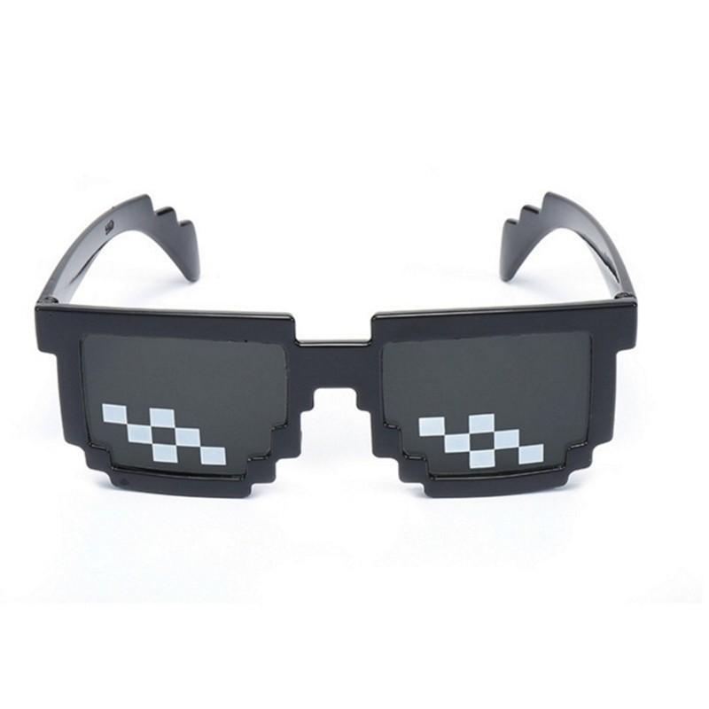 Egirl Eboy Harajuku Pixelated Sunglasses Thug Life 46