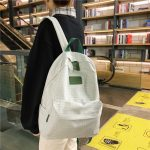 Egirl Soft girl Harajuku College School Bag 1